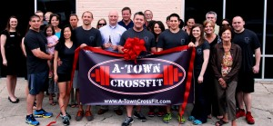 A-Town CrossFit Ribbon Cutting