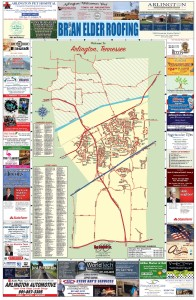 Arlington Map 2016