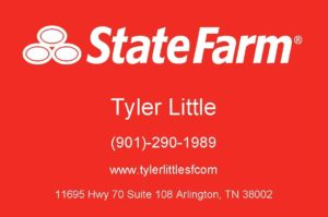 STATE FARM Tyler Little_LOGO