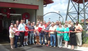 Arlington Old Town Car Wash_Ribbon Cutting-Aug 15