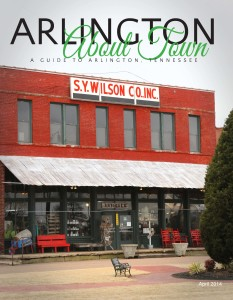 Arlington About Town Guide-cover