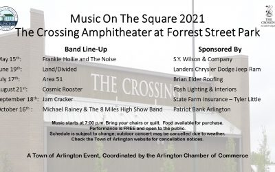 Music on the Square 2021